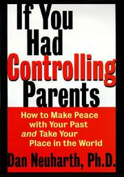 If You Had Controlling Parents by Dan Neuharth