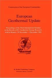 European geothermal update PDF