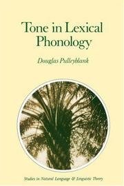 Tone in lexical phonology PDF