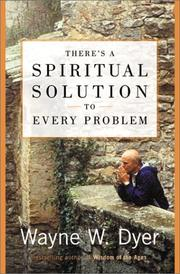 There's a Spiritual Solution to Every Problem PDF