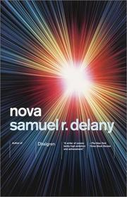 Nova by Samuel R. Delany