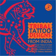 Tribal Tattoo Designs from India PDF