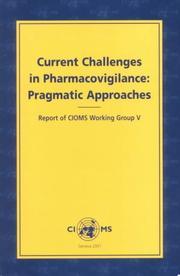 Current Challenges Pharmacovigilance PDF