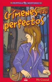 Crimenes Casi Perfectos by Hy Conrad