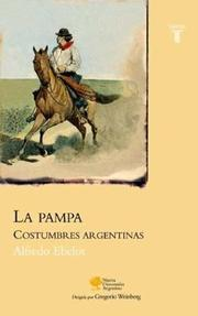 La pampa by Ebelot, Alfred