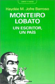 Monteiro Lobato by Haydee M. Jofre Barroso