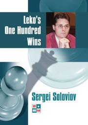 Leko's One Hundred Wins (Games Collections) PDF