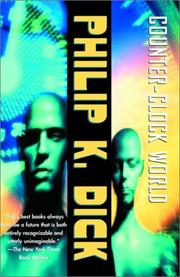 Counter-clock world by Philip K. Dick