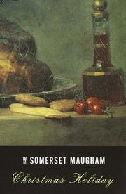 Christmas holiday by W. Somerset Maugham