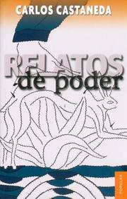 Relatos de poder by Carlos Castaneda