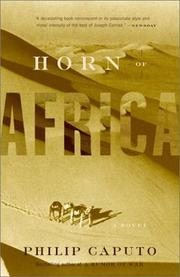 Horn of Africa by Philip Caputo