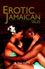 Cover of: Erotic Jamaican Tales by K., Sean Harris
