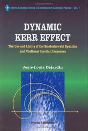 Kerr effect (Open Library)