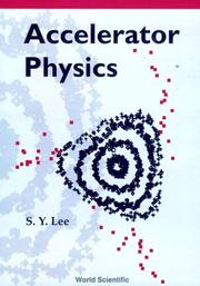 Accelerator Physics by S. Y. Lee