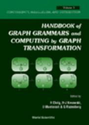 Handbook of Graph Grammars and Computing by Graph Transformations