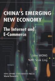 Chinas emerging new economy