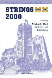 Strings MM, University of Michigan PDF