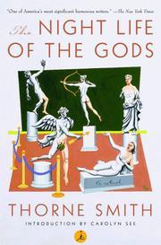 The night life of the gods PDF