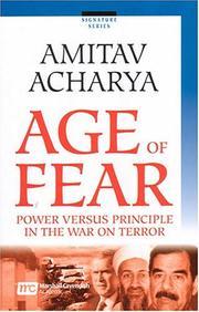 Age of fear PDF