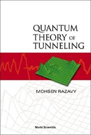 Quantum theory of tunneling PDF