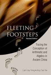 Fleeting footsteps by Lam, Lay Yong.