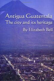 Antigua Guatemala by Elizabeth Bell