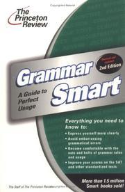 Grammar Smart, 2nd Edition (Smart Guides) PDF