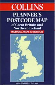 Collins Planner's Postcode Area Map of Great Britain and Northern Ireland: Scale 1:850 000 PDF