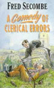 Comedy of Clerical Errors PDF