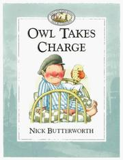Owl Takes Charge (Percy the Park Keeper) PDF