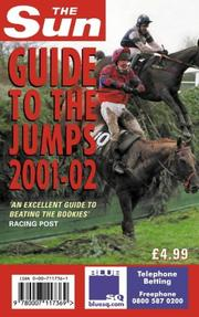 Sunday Times Guide to the Jumps 2001-2002 PDF