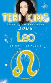 Teri King's Astrological Horoscope for 2005 by Teri King