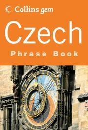 Czech Phrase Book PDF