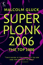 Superplonk by Malcolm Gluck
