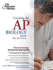 Cracking the AP Biology Exam PDF
