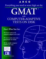 GMAT by Thomas H. Martinson