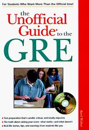 Arco the Unofficial Guide to the Gre 1999