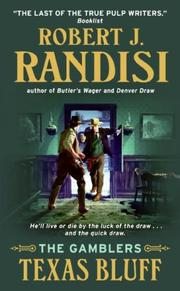 Texas Bluff by Robert J. Randisi