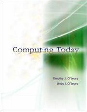 Computing Today PDF
