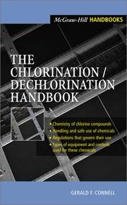 The Chlorination/Dechlorination Handbook by Gerald F. Connell