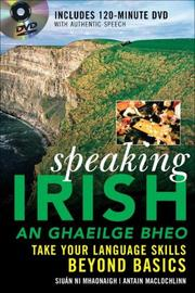 Speaking Irish PDF
