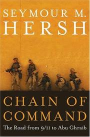 Chain of Command by Hersh, Seymour M.