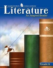 Jamestown Education, Adapted Literature, Student Edition Grade 6 (Jamestown Education) PDF
