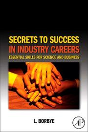 Secrets to success in industry careers PDF