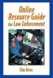 Online Resource Guide for Law Enforcement PDF