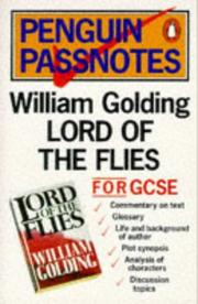 Golding's Lord of the Flies (Passnotes) PDF