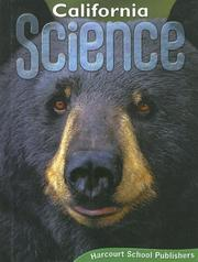 California Science by Houghton Mifflin