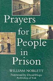 Prayers for People in Prison PDF