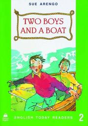 Two Boys and a Boat (English Today Readers) PDF