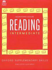 Oxford Supplementary Skills Reading (Oxford Supplementary Skills) PDF